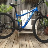 Mongoose Ledge Mountain Bike